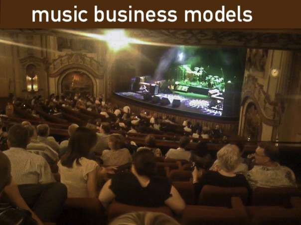 David Byrne's 6 music business models for recordings