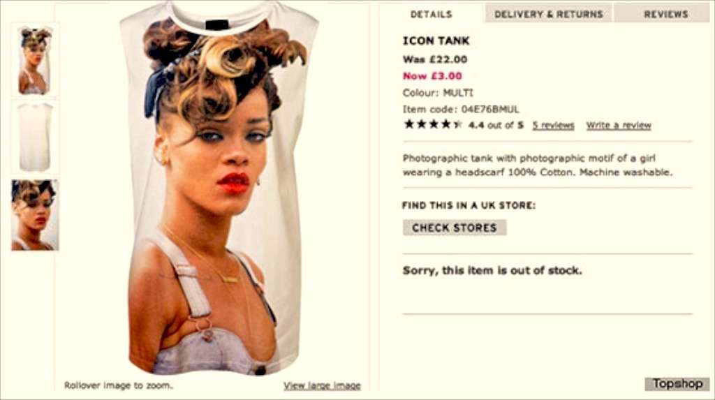 How Rihanna protected her T-shirt design with passing off law